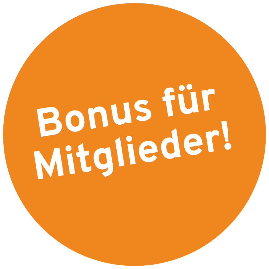Bonus für Mitglieder